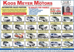 Koos Meyer Motors