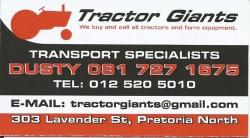 Tractor Giants