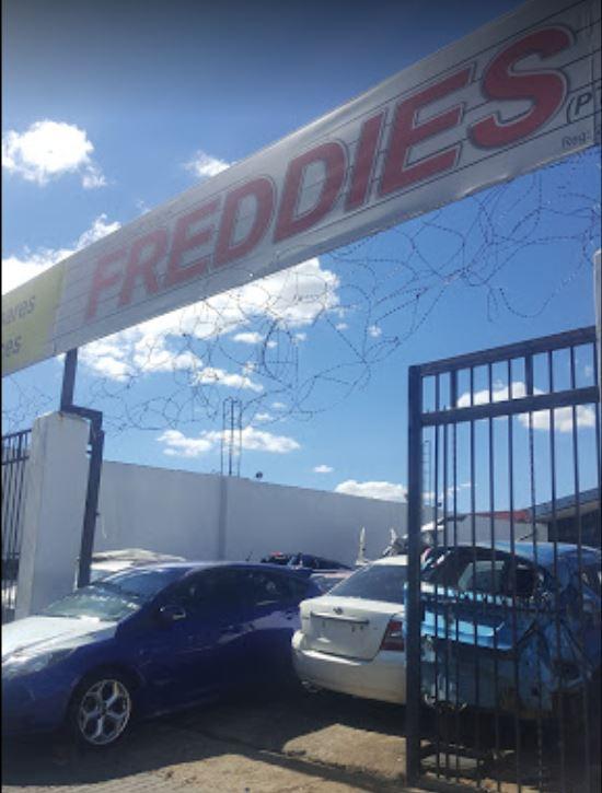 Freddie's Spares