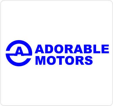 Adorable motors