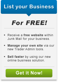 List your Business for FREE!