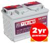 Buy new 12V Car Batteries Online - 2 yr guarantee