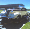 1937 Plymouth Doctor's Coupe  Classic Car For Sale
