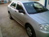 toyota corolla 2003 model 172000 kilo's grey
