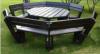 Stunning Otagonal picnic bench