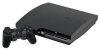 PS3 with dualshock 3 remote with games & bluray