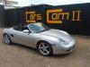 2000 Porsche Boxster S,Silver,