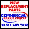 Bakkie Replacement Parts