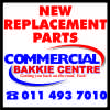 New Replacement parts for most makes of bakkies. W