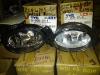 merc benz spot lights