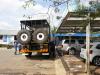 4x4 Man camper truck