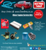 Toyota conquest minor  engine service kits