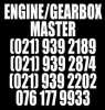For ALL your Engine, Gearbox &