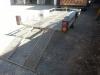 galvinized flatbed trailer