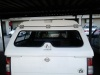 Canopy Double cab Nissan White