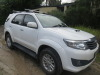 TOYOTA FORTUNER 2012  2.5D VERY ECONOMICAL FSH