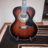 Yamaha CJ-818 SB Country Jumbo Acoustic guitar