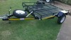 Golf cart trailers for sale