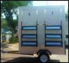 Mobile Toilet Trailers For Sale @ R55000.00