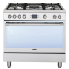 DEFY 5 BURNER GAS & ELECT STOVE (MODEL-DGS161)