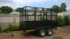 Custom Built trailers fromR13600