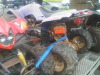 STRIPPING: 50CC 80CC QUADS FOR SPARES@CLIVES BIKES