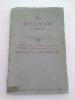 Hillman: owners handbook