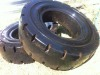Forklift Solid Tyres x2