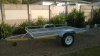 Golf cart / Bike / Quad trailers. Breakneck easylo