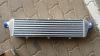 Straight Flow Intercooler (550