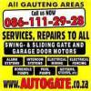 automotive repairs and service