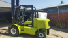 2001 CLARK 5TON FORKLIFT for s