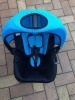 Blue and black car seat (Demo)