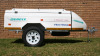 New fibre glass trailers