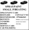 DO YOU WANT TO SPRAYPAINT YOUR