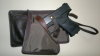 Genuine Leather carry bag for