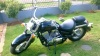 Honda Shadow VT750D