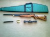 CZ 200S Full Stock/ Hunter PCP Air Rifles