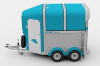 Horseboxes : 16 Colors to choose from !