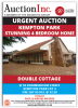 AUCTION INC:SECURE 4 BEDROOM F