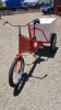 Vending bicycle
