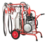 Cow/Goat stainless steel mobil