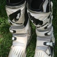 MOTOCROSS BOOTS  EXCELLENT CONDITION - PRICEDTOGO!