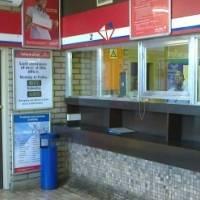 Postal service premises in Anderbolt