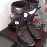 Fly maverick size 10 offroad boots