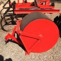 S1001 Pre-Owned Tractor Pulled Road Field Roller