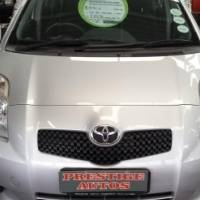 2007 Toyota Yaris T3 AUTOMATIC, Only 55000Km's,FSH
