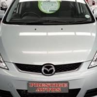 2007 Mazda5 2.0 Active, Only 110211Km's, FSH