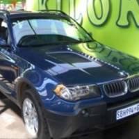 BMW X series SUV X3 3.0 Automatic