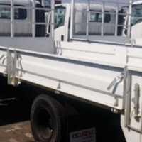 Isuzu NPR 400 AMT Drop-side